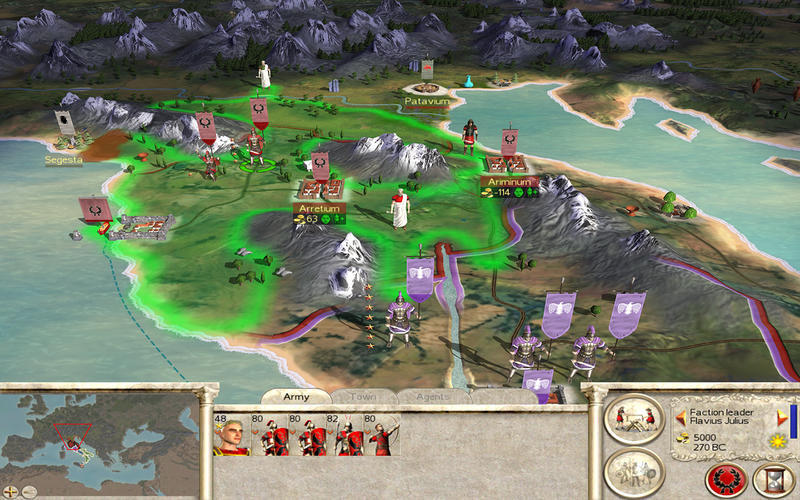 Rome: Total War - Gold Edition MacOS